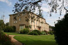 Cranford Hall, Cranford St. John, Northamptonshire, Great Britain, stayed here