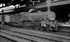 Nottingham Travel Ads, Train Travel, Diesel Locomotive, Steam Locomotive, Choo Choo Train, Steam Railway, Standard Gauge, British Rail, Rolling Stock