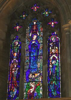 'Assumption Window' by Harry Clarke