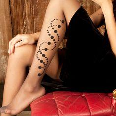 ThinkGeek :: Helix Stockings