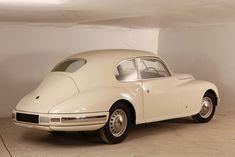 1950 Bristol 401 Saloon
