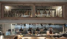 Best Restaurants in North Morrison Neighborhood - Eater Charleston Open Kitchen Restaurant, Cool Restaurant, Restaurant Design, Home Team Bbq, Interior Inspiration, Kitchen Inspiration, Beer Garden, Commercial Kitchen, Tasting Room