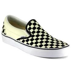 Another of the 80's classic shoes: Vans!