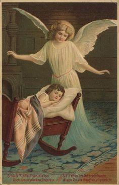 Kind in der Wiege