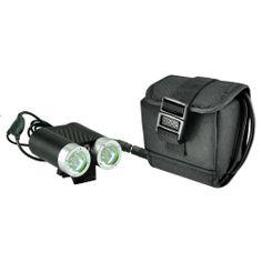 Ultra compacte Power Led 2200 Lumen Fietslamp & Hoofdlamp Powerled lampen, ledlampen || Goed en Goedkoop
