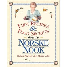 Picked this one up over the holidays after stopping at Norske Nook to buy some delicious Lefse!  Scandinavian recipes galore.