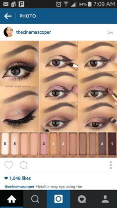 Shimmer Shadow Naked3