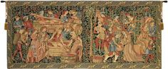 Vendage Tapestry Wall Hanging