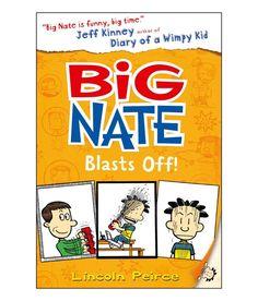 Big Nate - Blasts Off! • English Wooks