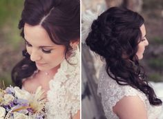 Hair and Make-up by Steph: Heather - Bridals