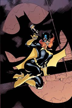 Batgirl by Terry Dodson