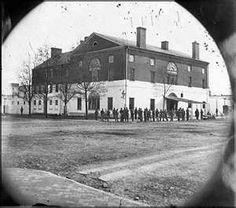 Andersonville civil camps war prison