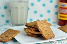 Pohánkové/grahamové sušienky s medom - FitRecepty