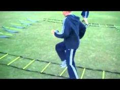 Foot speed drills