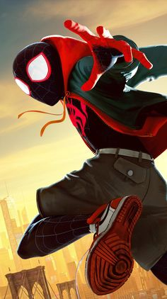 Into The Spider Verse Tumblr Stuff Pinterest Spider Verse