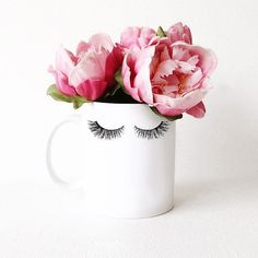 Flowers in Mugs