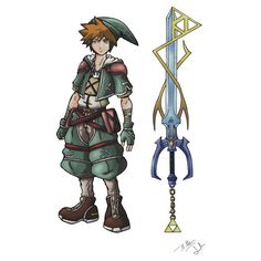 Kingdom Hearts: Legend of Zelda
