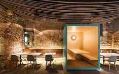 10 Global Restaurants Deliver Design à la Carte