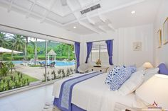 Buraran Suites - 6 Bed - Private Resort with Large Family Pool. This is one of the most interesting houses for rent in Bangsaray,  and is more akin to a mini-resort where you and your travelling companions  can relax in total privacy within the six poolside bedrooms. http://www.thailandholidayhomes.co.uk/pattaya/villa-buraran-suites-village-resort-6br.html