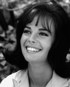 Natalie Wood, classic beauty.  Would have loved it had she lived longer