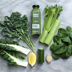 Cold Pressed Juices- This recipes is a serious multivitamin that is assimilated straight into the blood stream. I greenpress.co