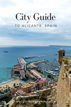 City guide to Alicante Spain