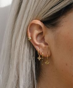 Pinterest @FabienneAnouk | #piercings #earrings #bracelet #necklace #ring #rings #gold #jewellery #zilver #inspiration #instagram #insta #accessorize #style #pictures