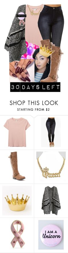 """""""Untitled #458"""" by darkskinn-awa ❤ liked on Polyvore featuring Monki and Bling Jewelry"""