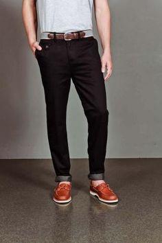 Tailored Chino Pants