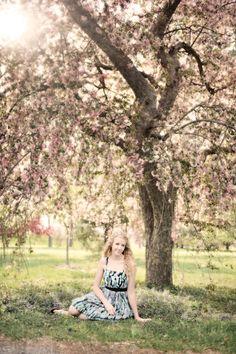 Des Moines Iowa Senior Photographer- Spring Session