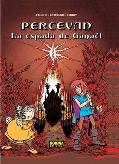PERCEVAN 03. La espada de Gana�l