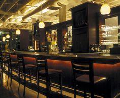 Bar Lighting. Brett Favre Steakhouse