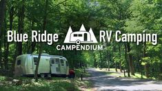 Blue Ridge Parkway RV Camping! - YouTube Camping Life, Rv Life, Rv Camping, Glamping, Blue Ridge Parkway, Blue Ridge Mountains, Great Smoky Mountains, Best Places To Camp, Places To Go