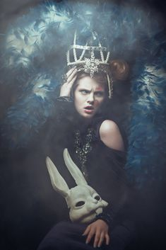 Alice in Wonderland / karen cox.  © Emily Soto