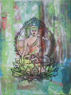 Buddha  Artist: Farmer, Karen  Artwork title: Buddha