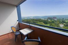 room with a view at Wyndham Garden Lahnstein Koblenz Hotel