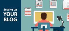 Set Up and Design Your Blog #blogging