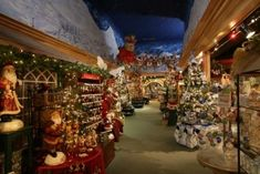 The Incredible Christmas Place - Since opening in Pigeon Forge 25 years ago, we have grown into the South's largest Christmas shopping village
