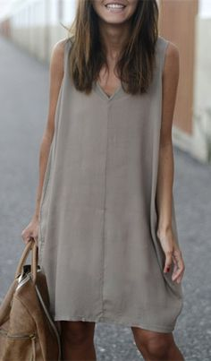 similar to alabama chanin dress pattern from book  4. Makeup b2b7e8a43d