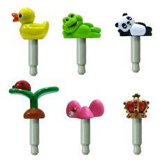 Headphone jack plug....I want the panda!!