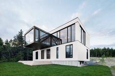 """Galería de """"Blanche"""" Chalet / ACDF Architecture - 6"""