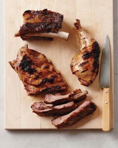 Take a short cut with grilling this summer. This brine-boiling method shaves time off cooking ribs and chicken legs -- and with delicious results. Here's how.