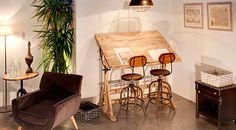 Zařizujeme loft   Nábytek a doplňky vybrané stylistkami Westwing