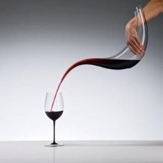 a very smooth pour