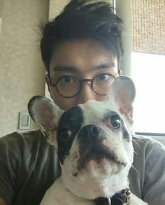 Cutie Mr.Choi and Mr.Bugsy