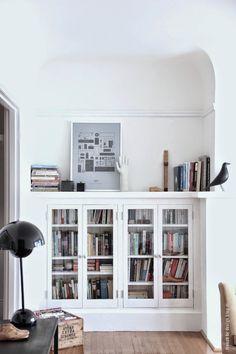 158 best bookcases images home ideas arredamento rh pinterest com
