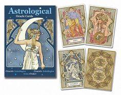 Astrological Oracle (Deck & Book) DASTORA