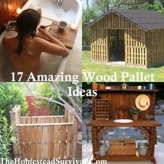 Use Pallet Wood Projects to Create Unique Home Decor Items – Hobby Is My Life Pallet Barn, Pallet Crates, Wooden Pallets, Pallet Dyi, Pallet Patio, Used Pallets, Recycled Pallets, Diy Pallet Projects, Wood Projects