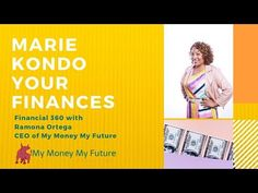 Marie Kondo Your Finances With My Money My Future