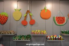 fruits paperboard, kids activity, handmade Activities For Kids, Fruit, Handmade, Kid Activities, Craft, Kid Crafts, Arm Work, Hand Made